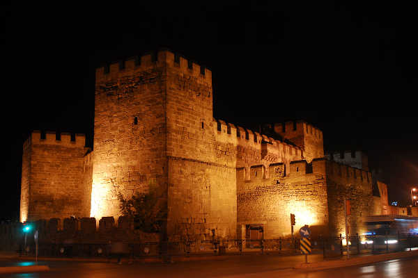 kayseri-castle-turkey